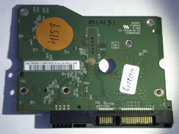 Western Digital-WD20EARS-00S8B1-2060-771642-001 REV A--ID4159-Front
