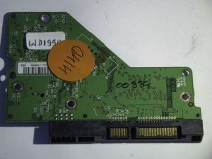 Western Digital-WD2500AVVS-00L2B0-2060-701590-000 REV A--ID4140-Front
