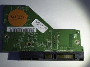 Western Digital-WD2502ABYS-88B7A0-2060-701537-004 REV A--ID4120-Front
