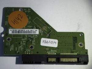 Western Digital-WD3200AAJS-60Z0A0-2060-771590-001 REV A--ID4142-Front