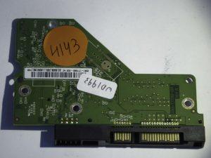 Western Digital-WD3200AAJS-60Z0A0-2060-771590-001 REV A--ID4143-Front