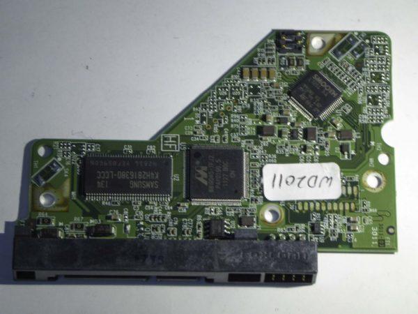 Western Digital-WD3200AAKX-753CA1-2060-771640-003 REV A--ID4161-Back