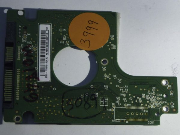 Western Digital-WD3200BEVT-00A0RT0-2060-771672-004 REV A--ID3999-Front
