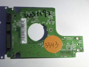 Western Digital-WD3200BEVT-22ZCT0-2060-701499-005 REV P1--ID3343-Front