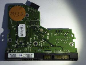 Western Digital-WD3200JS-60PDB0-2060-701393-002 REV B--ID4133-Front