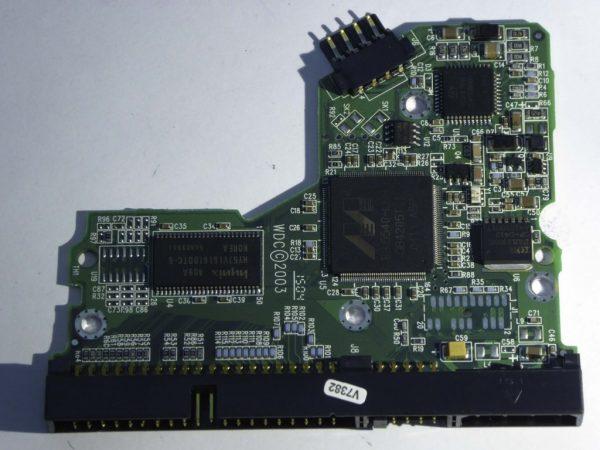 Western Digital-WD400BB-22HEA1-2060-001130-012 REV A--ID4000-Back