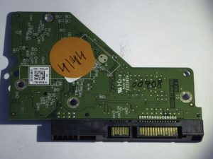Western Digital-WD5000AAKX-003CA0-2060-771640-003 REV A--ID4144-Front
