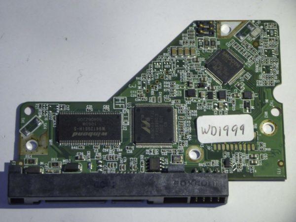 Western Digital-WD5000AAKX-083CA0-2060-771640-003 REV A--ID4149-Back