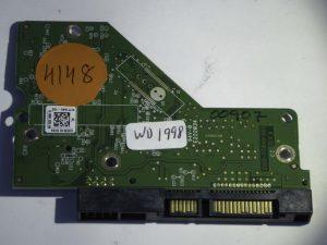Western Digital-WD5000AAKX-08U6AA0-2060-771640-003 REV A--ID4148-Front