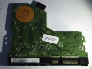 Western Digital-WD800JD-08LSA0-2060-701335-003 REV B--ID4132-Front